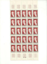 Timbres Postes France neufs CELEBRITES DU DEBUT DU 19° TALLEYRAND  de 1951