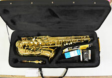 NEW PRELUDE AS710 ALTO SAXOPHONE, INCLUDES CASE - DISTRIBUTED BY CONN-SELMER