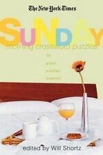 The New York Times Sunday Morning Crossword Puzzles: 75 Giant Sunday Puzzles:...