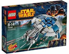 75042 DROID GUNSHIP star wars sealed lego NISB legos set chewbacca NEW clone