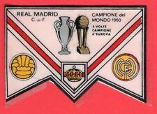 SCUDETTO CALCIATORI PANINI 1965/66 - SERIE A - REAL MADRID