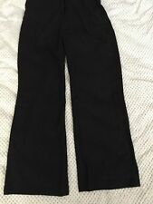 Cotton Loose Fit Regular Size Tailored Trousers for Women