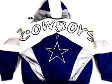 Dallas Cowboys Jacket Vintage Cowboys Jacket Puffy Jacket NFL Pro Player Large