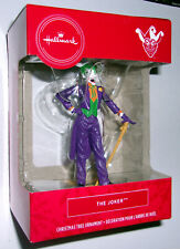 "3.25"" DC Comics Hallmark Christmas ornament The Joker with cane walking stick"