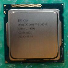 Intel i5 Quad Core i5-3330S SR0RR 2.7GHz 6M 5GT/s Socket 1155 Processor / CPU