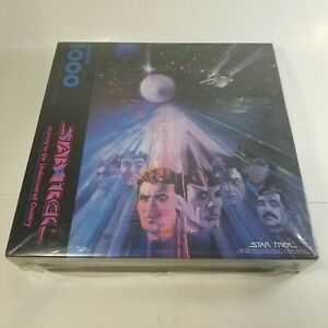 Springbok Star Trek 1000pc Jigsaw Puzzle Journey to the Undiscovered New Sealed