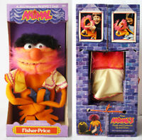 "ULTRA RARE VINTAGE 1978 ANIMAL MUPPETS 18"" HAND PUPPET FISHER PRICE NEW SEALED !"