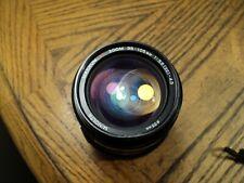 Minolta Maxxum AF Zoom Lens 35-105mm 1:3.5(22)-4.5 Lens  55mm W/ Lens Cap