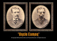 "Haunted Memories ""Uncle Eamon"" 5 X 7 Changing Portrait"