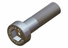 DIN 7984 / DIN 6912 M8 Flachkopfschrauben Rostfrei mit Schlüsselführung