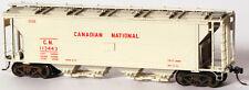 Funaro F&C HO CN Slab side Hopper car blt 1953 stamped metal hatches  kit 6451