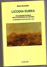 Maria Sorbello    Licodia Eubea    ( C.U.E.C.M )