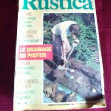 Rustica année 1986 complete