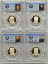2013 S Presidential Dollar 4 Coin Proof Set PCGS PR70 DCAM