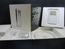 Apple iPod classic 3. Generation Weiß (20GB) sehr sauber und gepflegt #229