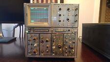 Tektronix 7904A 500MHz Oscilloscope. Includes 7A26, 7A19, 7B92A, 7B85 modules.
