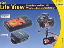 Dörr Life View Funk-Fernauslöser Kit - Für Canon - Vom Fachhändler