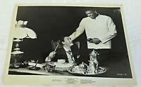 1972 movie Press Photo ~ BOXCAR BIRTHA, John Carradine & Bernie Casey