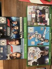 Xbox one Spielesammlung FIFA, Formula 1