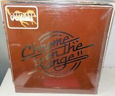 1978 OURAY CHROME ON THE RANGE TAXI RECORDS COUNTRY LP NEW SEALED