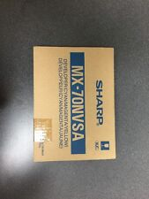 MX70NVSA SHARP MX-5500N/6200N DEVELOPER CMY