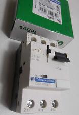 Telemecanique GV2-RT08  MOTOR CIRCUIT BREAKER 2,5A-4A  GV2RT08