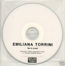 (735V) Emiliana Torrini, Me & Armini - DJ CD