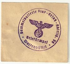 (Er57) 1938 Germany Eagle cut out