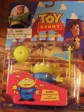 Disney Original Toy Story Action Figure - Alien w/ turning head and hands - 1996