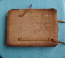 1903 COLUMBIA COLLEGE (UNIVERSITY) YEARBOOK Columbian
