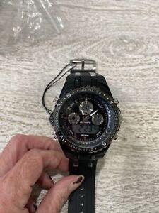 Infantry Co. Ltd Men's Watch 2013 Dual Time SS Sport