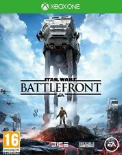 Star Wars Battlefront (Microsoft Xbox One, 2015)