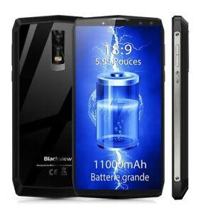 Blackview P10000 Pro Blackview 4Go+64Go Smartphone Téléphone Débloqué 11000mAh