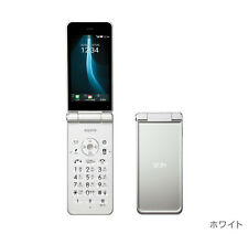 SOFTBANK SHARP 601SH AQUOS KEITAI 2 ANDROID FLIP PHONE UNLOCKED NEW SH-01J 501SH
