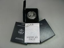 WOW 5 Pack 2000 P Proof Silver American Eagle Dollar US Mint $1 Coins