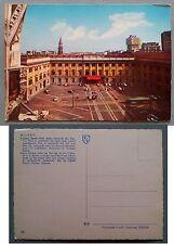 Milano - Palazzo Reale visto dalla sommità dal Duomo - Mostra Giorgio de Chirico