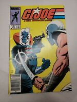 G.I. Joe Real American Hero #38 August 1985 Marvel Zeck (very good condition)