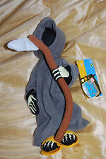 """Death - Grim Reaper 13"""" Plush - Family Guy - 2009 - Play-By-Play - New with Tags"""