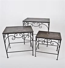 beistelltische aus metall ebay. Black Bedroom Furniture Sets. Home Design Ideas