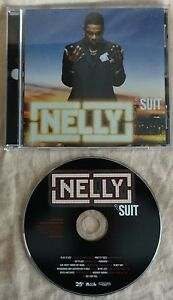 NELLY Suit CD 11 tr 2004 Europe 0602498635698 Universal Records Hip Hop Rap pop