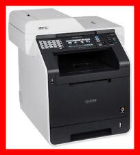 Brother MFC-9970CDW Printer -- REFURBISHED ! -- w/ NEW Toners & NEW Drums !!!