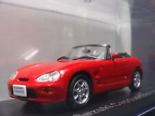 IXO Suzuki Cappuccino 1991 1/43 Scale Box Mini Car Display Diecast Vol 100