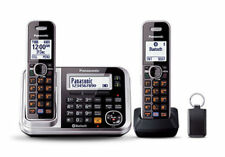 Panasonic KXTG7892AZS Cordless Phone with 2 Handsets