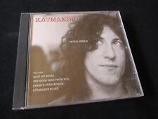 PETER GREEN Katmandu CD PSYCH BLUES ROCK PLAY COLLECTION NO LP