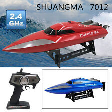 Double Horse 7012 2.4G 4CH High Speed RC Racing Boat RTF Remote Control Toy&Gift