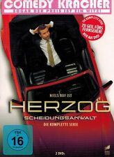 DOPPEL-DVD NEU/OVP - Herzog - Scheidungsanwalt - Die komplette Serie - Niels Ruf