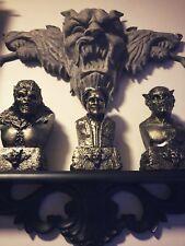 Bram Stoker's Dracula Movie Set 3 Figure Busts 1/4 Scale Statue Replica Prop