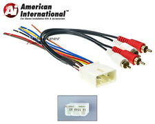 Toyota Car Stereo Cd Player Wiring Harness Wire Aftermarket Radio Install