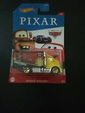 Hot wheels highway hauler pixar disney cars lighting mcqueen very cool looking
