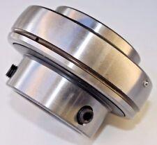 Premium UC205  Insert Bearing 25mm Bore  w/Set Screw Re-lube Type  Spherical OD